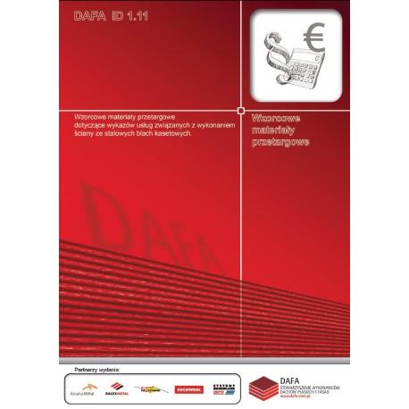 DAFA ID 1.11 PDF